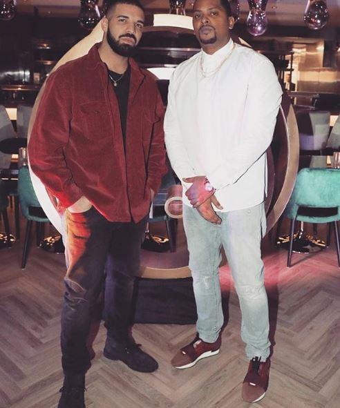 Drake OVO Chubbs Pick 6ix Restaurant