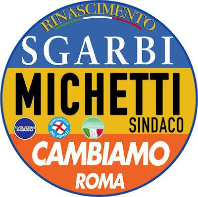 Rinascimento Sgarbi Cambiamo Roma