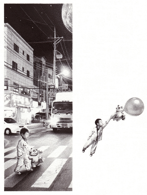 13-In-jae-Byun-Ballpoint-Pen-Drawing-that-Tell-a-Story-www-designstack-co