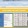 Aplikasi Kepegawaian Sekolah Excel 2016