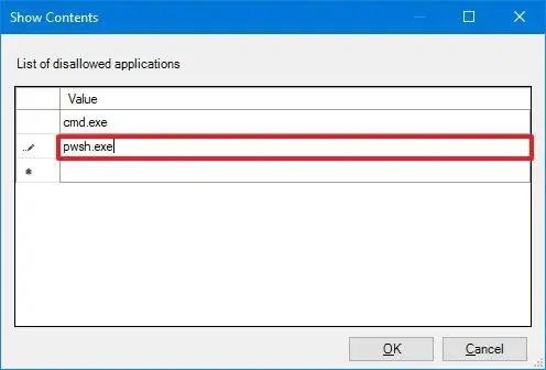 طريقة تقييد التطبيقات ومنع الوصول إليها في ويندوز 10 بسهولة