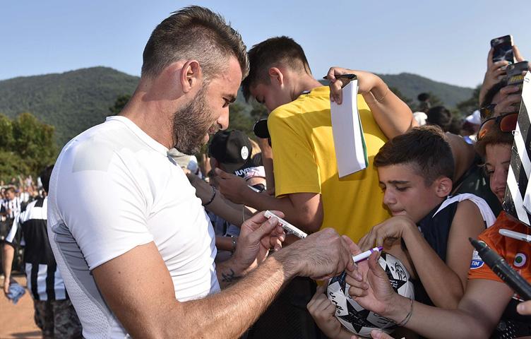 """Barzagli: """"Juve uvijek ima jednake postavljene ciljeve"""""""