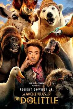 As Aventuras do Dr. Dolittle Torrent - BluRay 720p/1080p Legendado