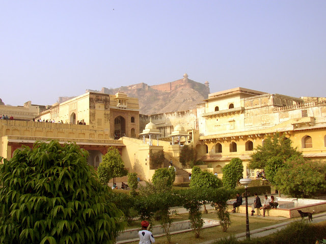 JAIPUR – The Pink City of Rajasthan, jaigarh fort