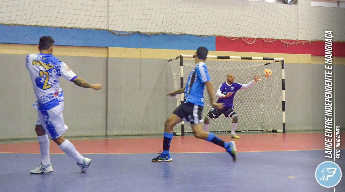 Independente/Percilglass e Montasa são os finalistas da Copa Zona Livre