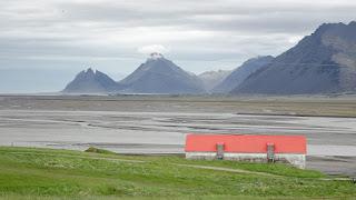 Sea and coast Iceland