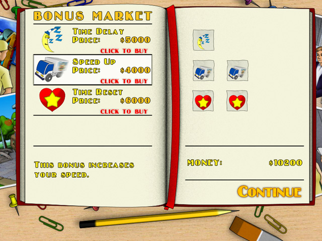 Screenshot Delivery King Full Version