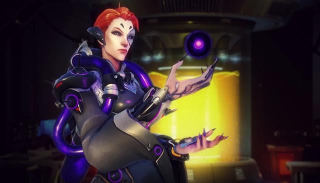 الإعلان رسميا عن شخصية Moira للعبة Overwatch