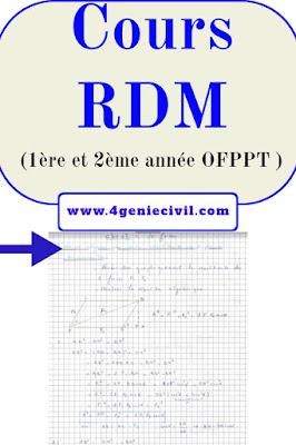 Cours RDM et béton armé ( ofppt )