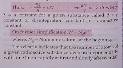 Rutherford-Soddy theory of radioactive disintegration