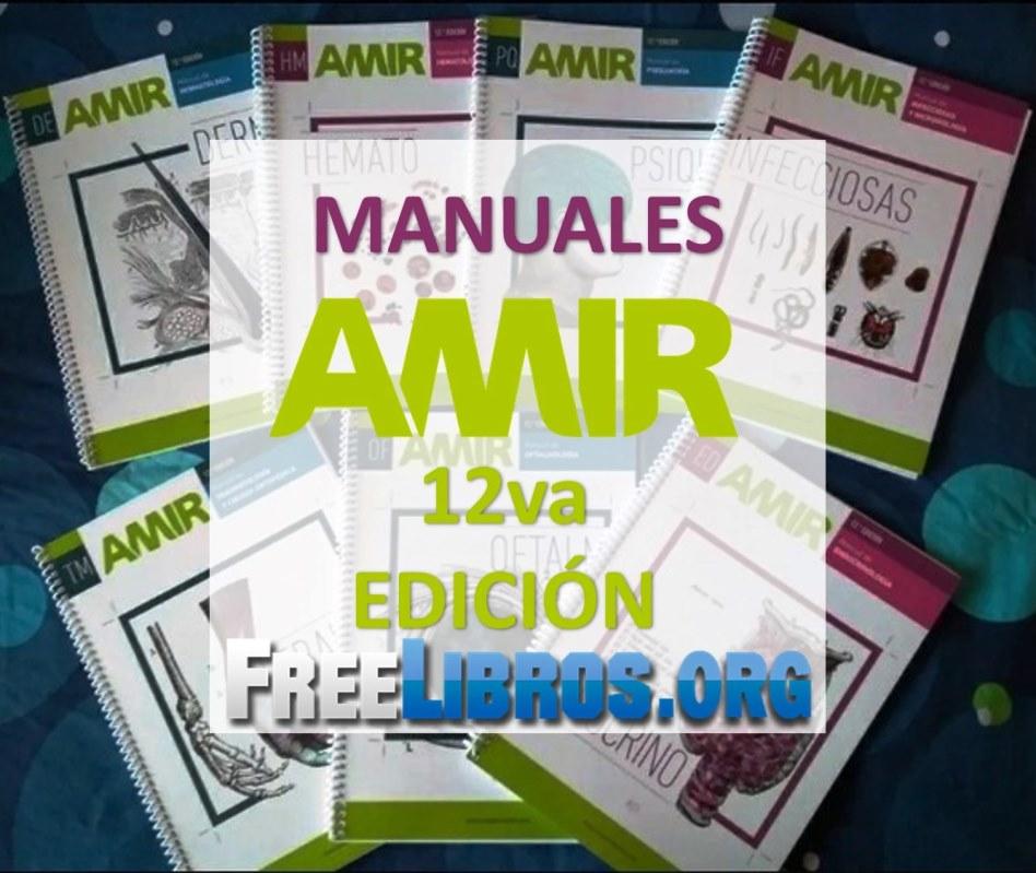 Manual de AMIR, 12va Edición