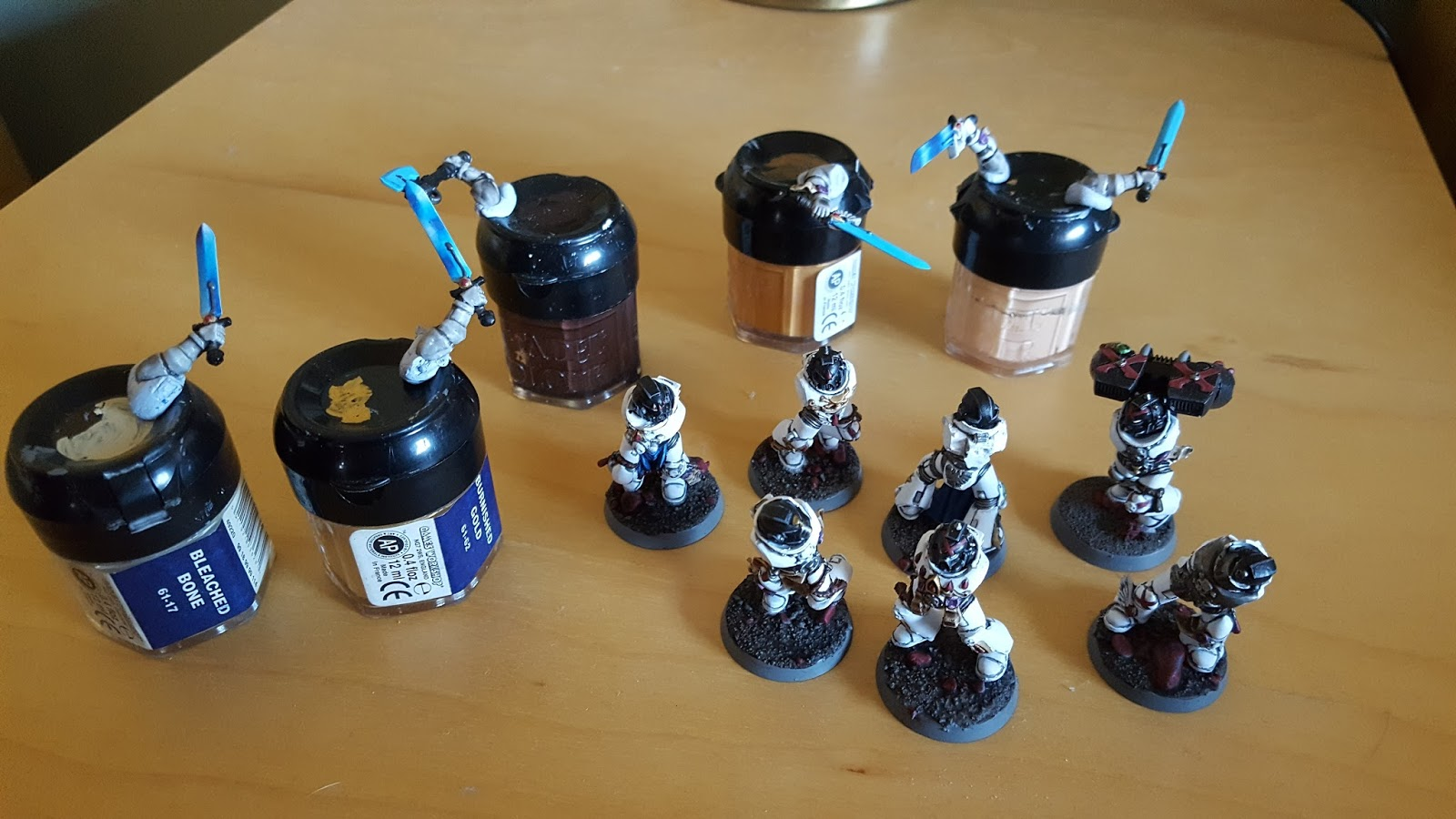 A Warhammer 30k Horus Heresy and 40k blog - Four Dads of the ...