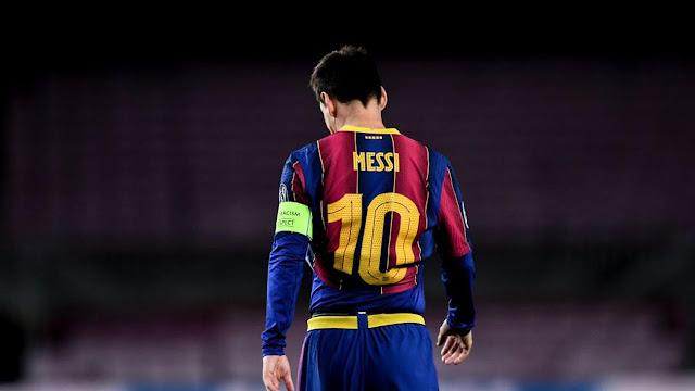 ميسي يحقق رقماً مميزاً مع برشلونة