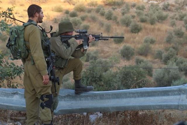 Começam as manobras conjuntas IDF e Forças Armadas dos EUA