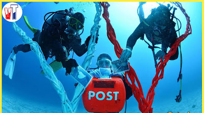 World's-Deepest-Postbox