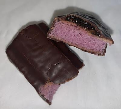 McVities Jaffa Cakes - Freaky Cake Bars