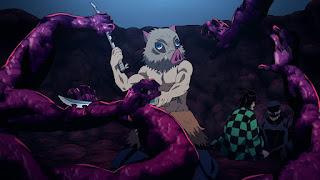 鬼滅の刃アニメ 劇場版 無限列車編 嘴平伊之助 | Demon Slayer Mugen Train