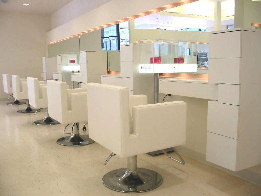 City Lighting Products Blog : Beauty Salon: Halogen Lights ...