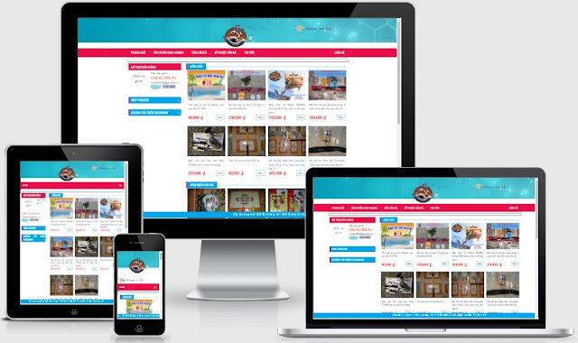 Share templates blogspot bán hàng cho người thực sự cần