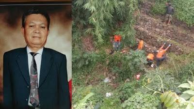 Mau Tagih Hutang, Edward Silaban Dibunuh, Mayatnya Dibuang ke Jurang