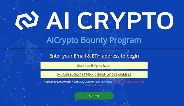 AI Crypto Airdrop