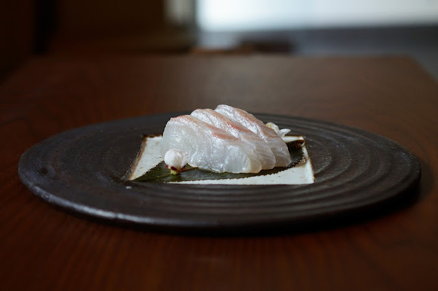 image of Sashimi of Sakuradai (Japanese Red Seabream) by Naoko Takagi