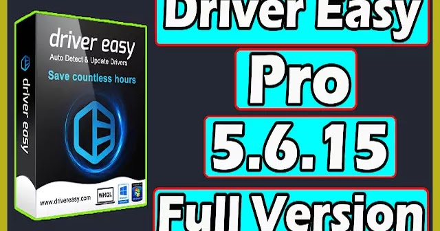Driver Easy Pro 5.6.15 License Serial Key 2020