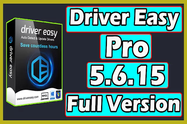 Driver Easy Pro 5.6.15