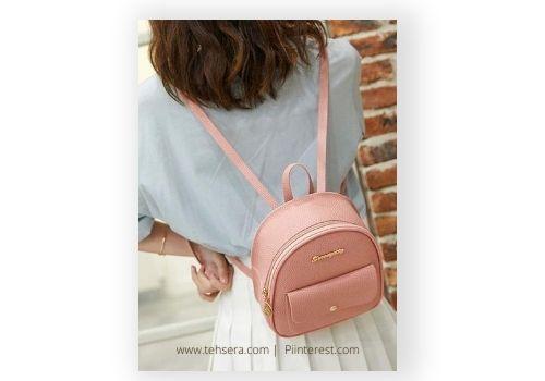 mini bagpack tas wanita stylish