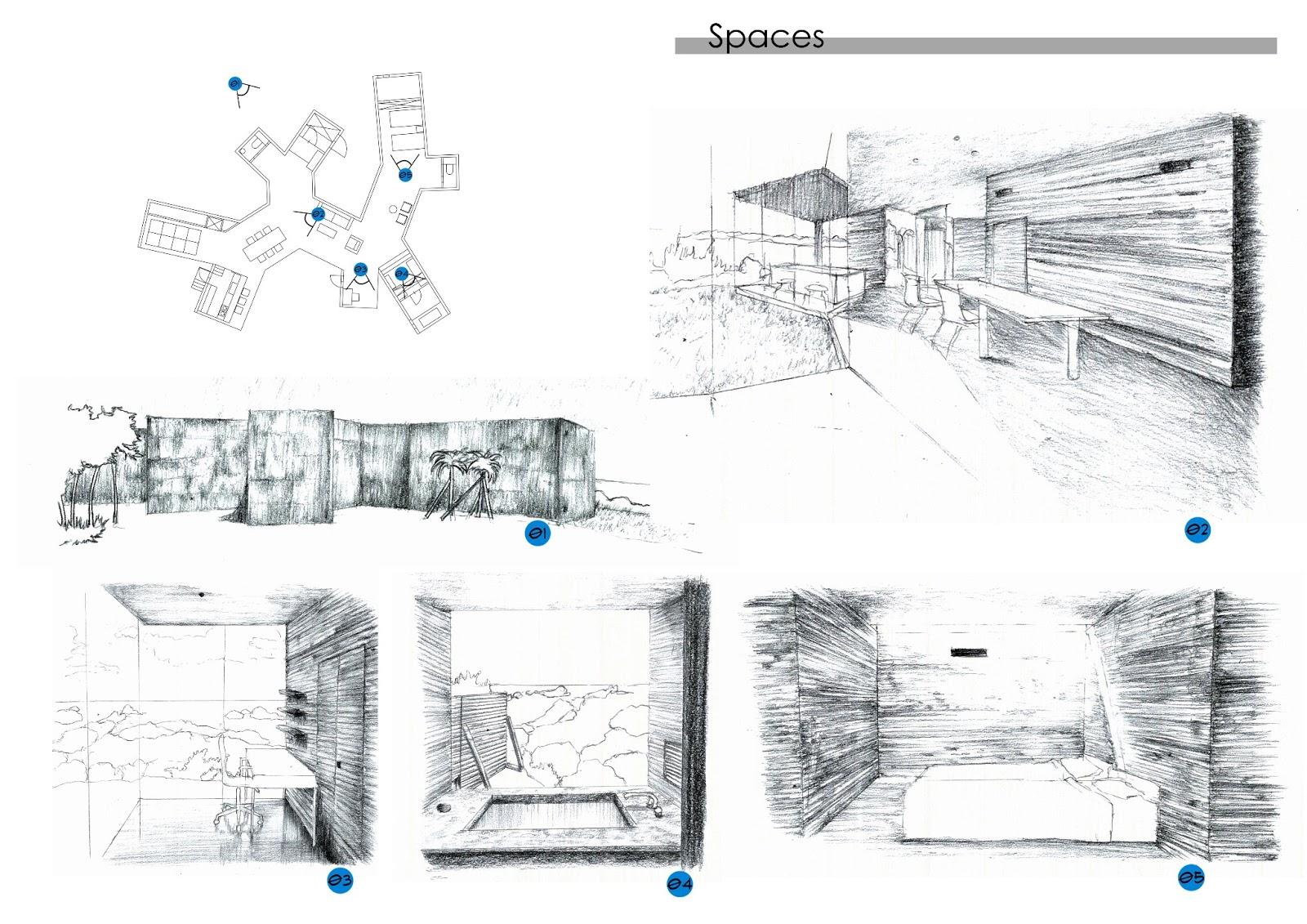 Chinyanjun Architecture E Portfolio Architecture Design