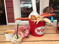 Tracy's Crab Shack Juneau
