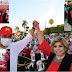 Shirley Vazquez Inicia su Campaña por el 07 Distrito Federal en Huatabampo