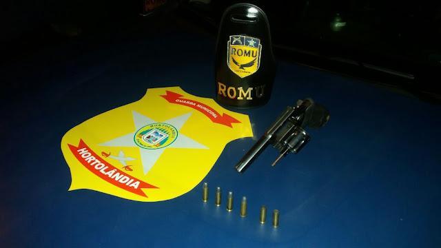 Roubo seguido de morte acaba com dois presos em flagrante pela Guarda Civil Municipal de Hortolândia - SP