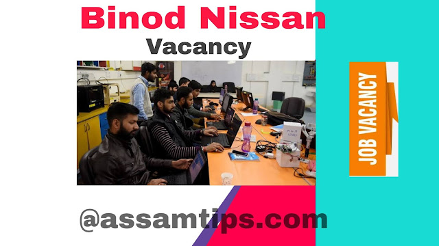 Binod Nissan an Automobile Pvt. Company Recruitment For Operator/HR & Managerial Post