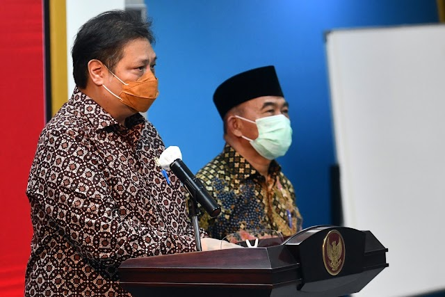Pemerintah Perluas Provinsi yang Ikut PPKM Mikro, Jadi 20 Provinsi
