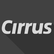 cirrus shadow button