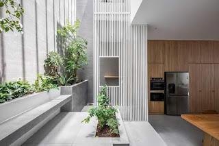 Rumah Dengan Scandinavian Style