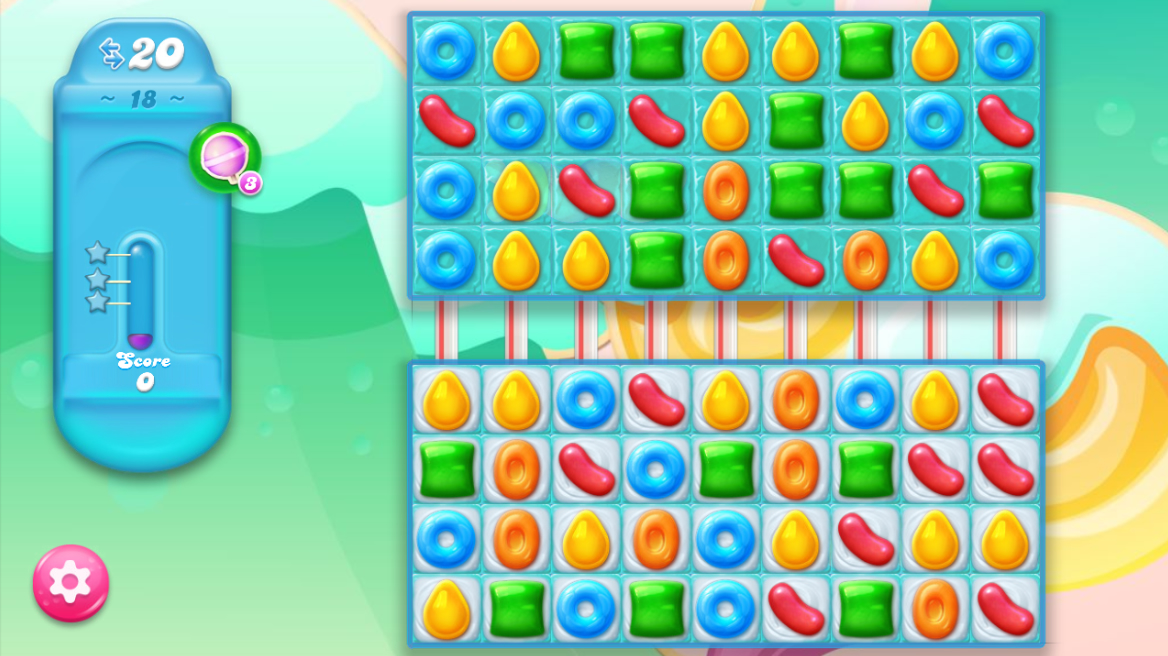 Candy Crush Jelly Saga 18