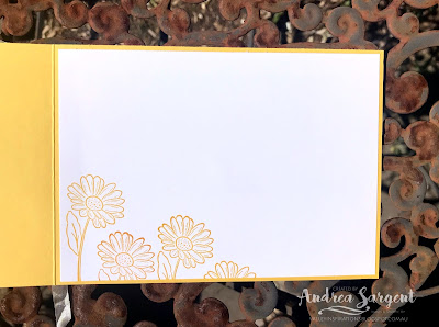 Daffodil Delight Ornate Style Stampin Up cards, Andrea Sargent, Independent Stampin' Up! Demonstrator, South Australia