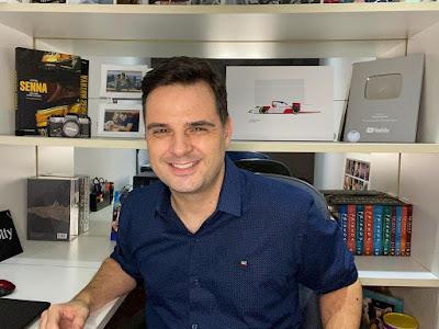 Chico Garcia é um dos entrevistados do Reclame desta semana. Crédito: Divulgação/Instagram