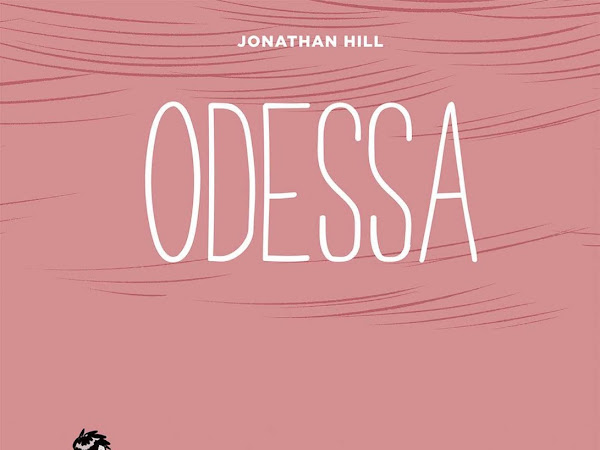 Book Review | Odessa by Jonathan Hill