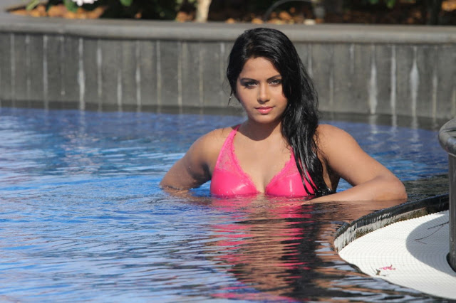 Rachana Mourya Hot bikini