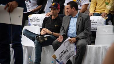 Capriles apoya ir a las elecciones del 6D sacudiendo los cimientos de la oposición venezolana