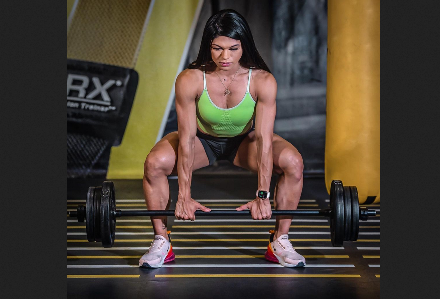 Lifting Weights For That Perfect V-Taper Back