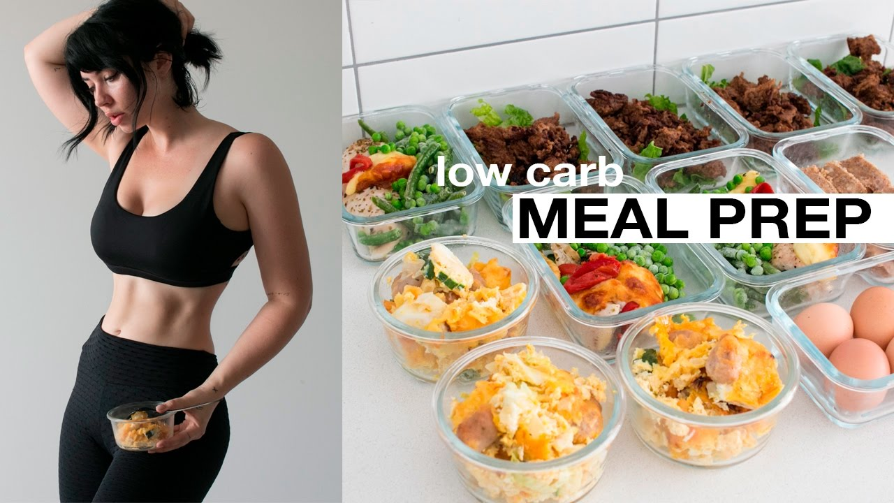 What are low carb diets?