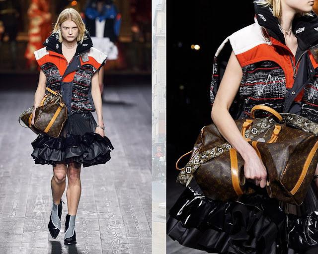 Louis Vuitton осень-зима 2020-2021 2