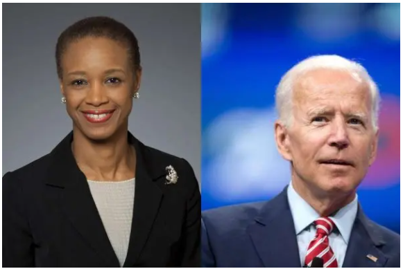 Joe Biden appoints Enoh Titilayo Ebong as the new acting director of the US trade and development