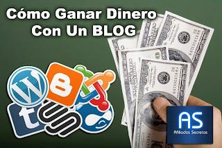 ganar dinero con un blog, como ganar dinero con un blog