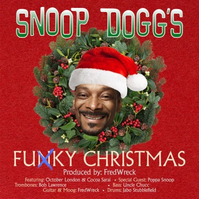 Snoop Dogg - Funky Christmas (EP) (2020) - Album Download, Itunes Cover, Official Cover, Album CD Cover Art, Tracklist, 320KBPS, Zip album