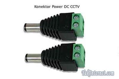 Konektor Power DC CCTV